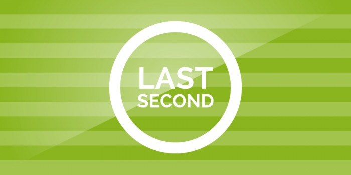 Last second offer